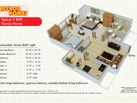 Saffron Homes Floor Plan-2