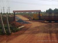 Land for sale in Aishwarya Aero City, IVC Road area, Bangalore