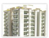 1 Bedroom Flat for rent in Kenwood Towers, Charmwood Village, Faridabad