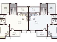 Sampurna Express Floor Plan-2