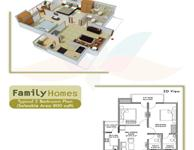 Family Homes Floor Plan