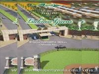 Land for sale in Lucknow Greens, Gosainganj, Lucknow