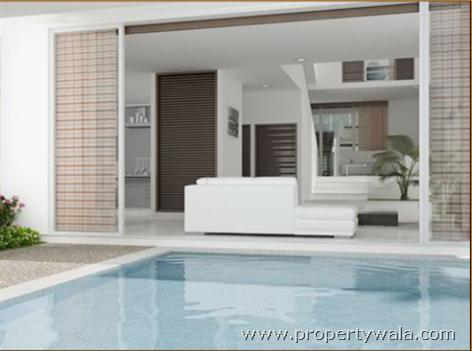 Legend chimes kokapet hyderabad residential project - Swimming pool construction cost in hyderabad ...