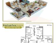 Exclusive Homes Floor Plan