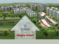 Ecnon Kings Court - Yamuna Expressway, Greater Noida