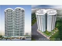 1 Bedroom Flat for sale in Sai Life Sai Siddhi Towers, Ghatkopar East, Mumbai