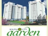2 Bedroom Flat for rent in South City Garden, Tollygunge, Kolkata