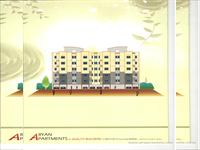 2 Bedroom Flat for sale in Aryan Apartments, Sector 72, Noida
