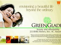 3 Bedroom Flat for sale in Balaji Green Glades, Vasundhra, Ghaziabad