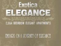2 Bedroom Flat for rent in Exotica Elegance, Indirapuram, Ghaziabad