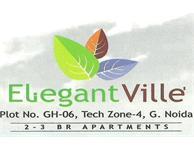2 Bedroom Flat for sale in Elegant Ville, Noida Extension, Greater Noida