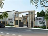 3 Bedroom House for sale in Lotus Villas, Noida Extension, Greater Noida