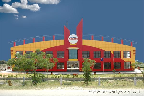 Omaxe Arcade Pari Chowk Greater Noida Commercial