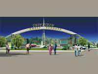 2 Bedroom Flat for sale in Supertech Green Village, Hapur Road area, Meerut