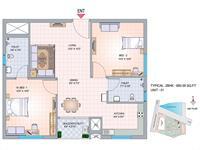 Floor Plan- A