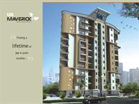 1 Bedroom Flat for sale in UDB Maverick, Jagatpura, Jaipur
