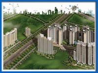 2 Bedroom Flat for rent in Rustomjee Urbania, Majiwada, Thane