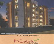 1 Bedroom Flat for sale in Krish City Phase-III, Bhiwadi Alwar Mega Highway, Bhiwadi