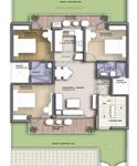 3 BHK+2T(First & Second Floor)