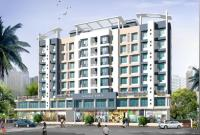1 Bedroom Flat for sale in Cosmos Galaxy, Ghodbunder Road area, Thane