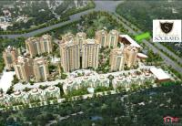 1 Bedroom Flat for sale in Supertech Socrates, Omicron, Greater Noida