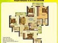 4BHK(1620sq.ft.)