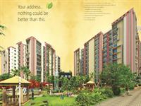 1 Bedroom Flat for sale in Unique Green Acres, Ram Rajya Nagar, Jodhpur