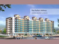 1 Bedroom Flat for sale in Agarwal Residency, Vasai, Mumbai