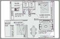 Godavari Tower- Floor Plan