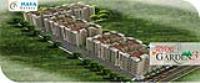 1 Bedroom Flat for sale in Maya Garden, Maya Garden, Zirakpur