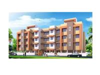1 Bedroom Flat for sale in Space India River Side Residency, Panvel, Navi Mumbai