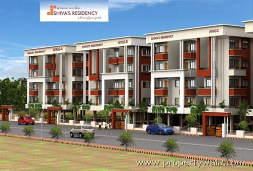 Om Shivas Residency - Koradi Road, Nagpur