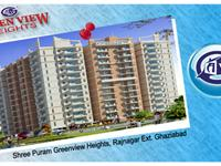 2 Bedroom Flat for sale in Green View Heights, Raj Nagar, Ghaziabad