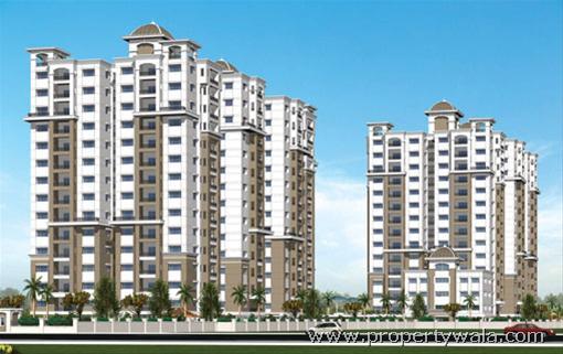 Sri Sreenivasa Fortune Towers - Madhapur, Hyderabad