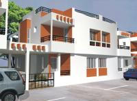 3 Bedroom House for sale in Yogi Nagar Township, Chhani, Vadodara