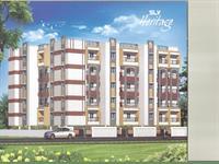 2 Bedroom Flat for rent in SLV Heritage, CV Raman Nagar, Bangalore