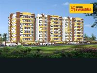 2 Bedroom Flat for sale in Sowparnika Swastika, Bidaraguppe, Bangalore