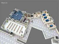 3D Playing Layout