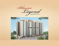 1 Bedroom Flat for sale in Bhoomi Legend, Mulund East, Mumbai