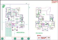 Villa Type-A1 Floor Plan