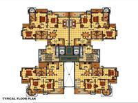 3BR Floor Plan