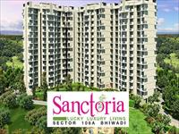 2 Bedroom Flat for sale in Aqasia Lantech Sanctoria Homes, Alwar Road area, Bhiwadi