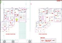 Villa Type-B1 Floor Plan
