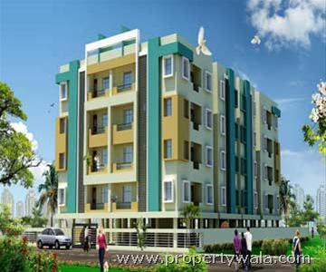Sunrise Anulata Residency - Patia, Bhubaneswar - Residential Project