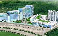 1 Bedroom Flat for sale in Cosmic Corporate Park, Yamuna Expressway, Greater Noida
