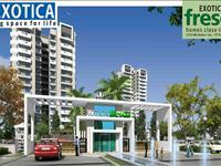 2 Bedroom Flat for sale in Exotica Fresco Homes, Sector 137, Noida