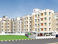 2 Bedroom Flat for rent in Doshi Trinity Park, Thuraipakkam, Chennai