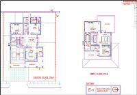 Villa Type-E1 Floor Plan