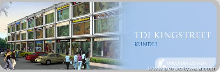TDI Kingstreet - TDI City Kundli, Sonipat