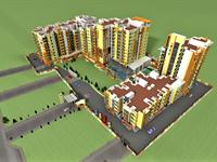 3 Bedroom Flat for sale in Aakruti Amity, Electronic City, Bangalore